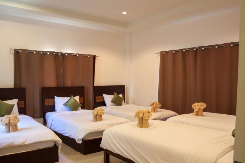 Sweet Honey Resort, Pranburi